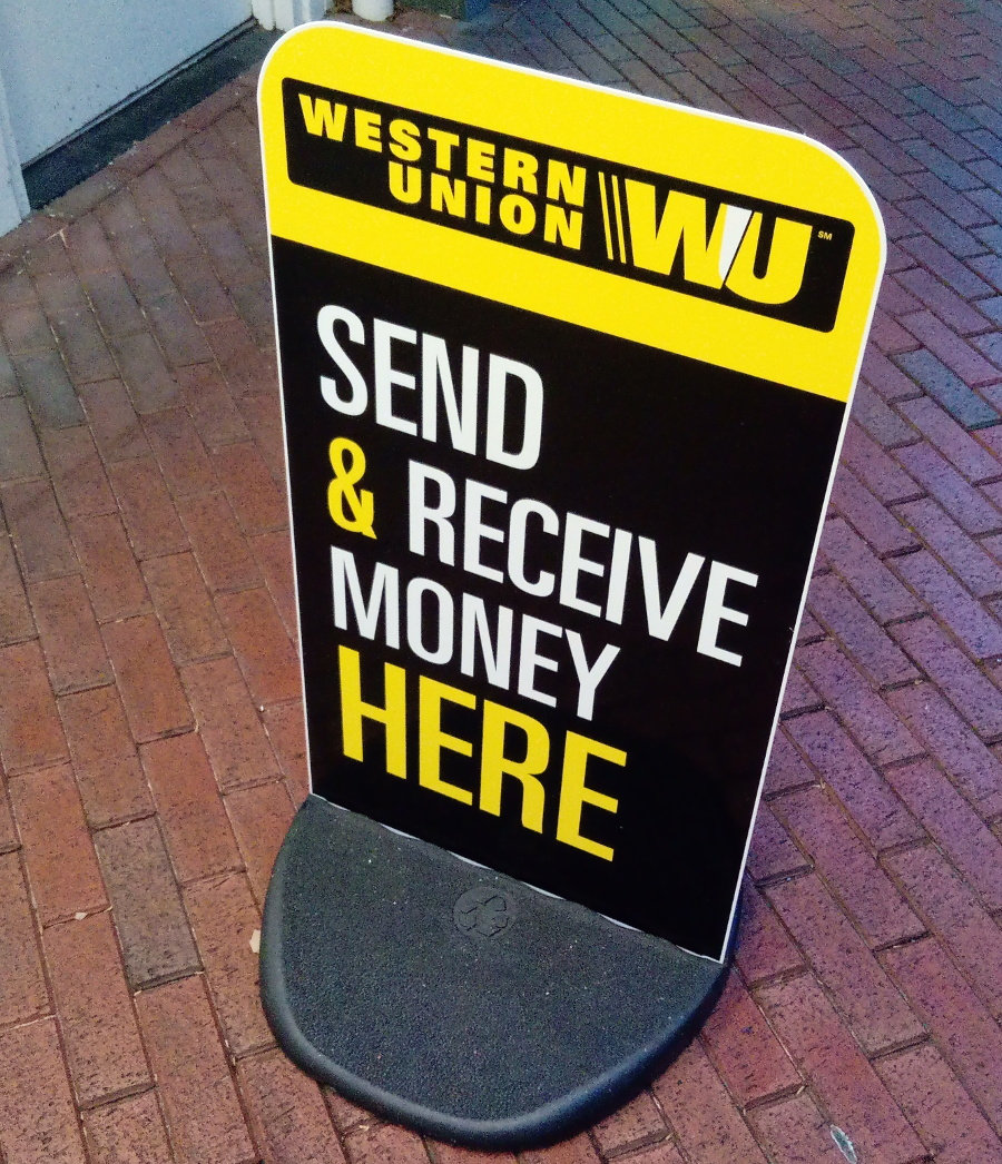 Western Union Direkt