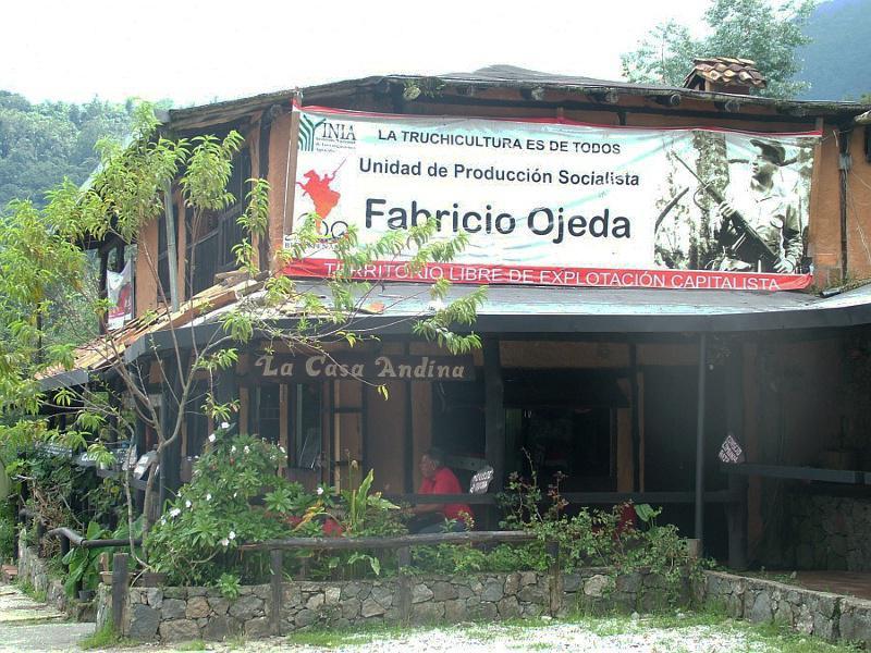 Die Sozialistische Produktionseinheit Fabricio Ojeda