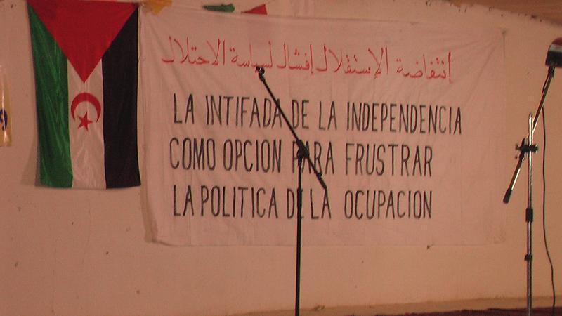 """""""Die Intifada der Unabhängigkeit als Möglichkeit, die Besatzungspolitik zunichte zu machen"""""""