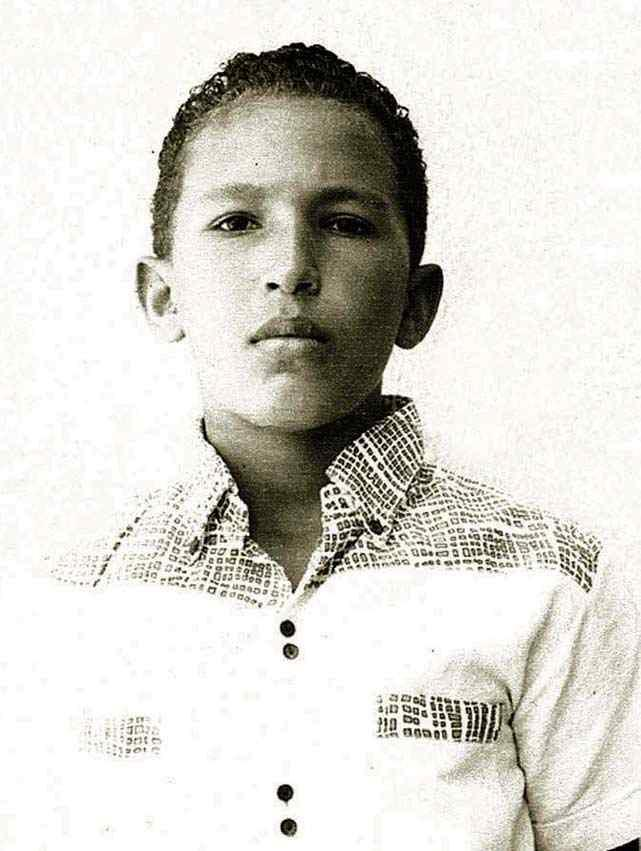 Hugo Chávez wird am 28. Juli 1954 in Sabaneta/Barinas geboren.