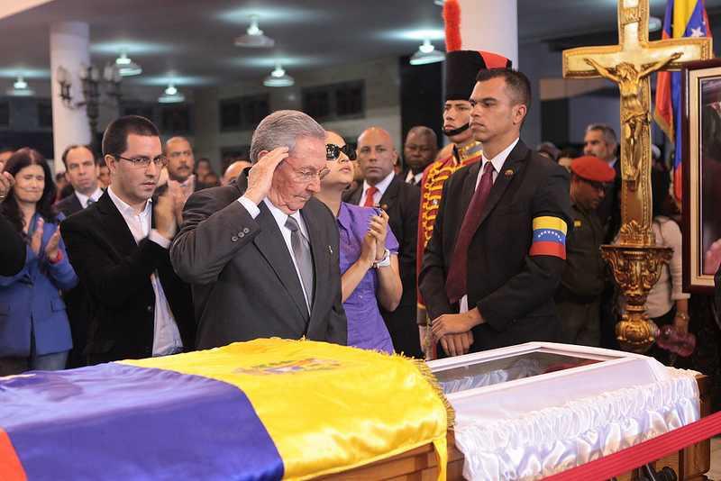 Kubas Präsident Raúl Castro