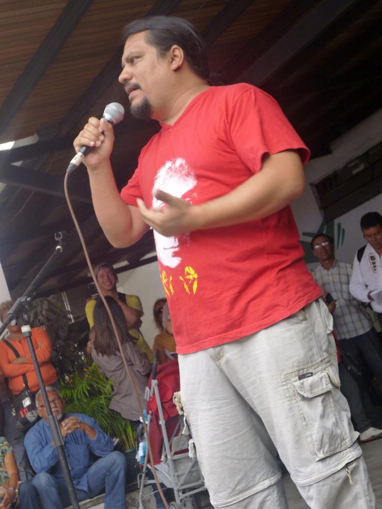 Gerardo Rojas, neuer Regionaldirektor des Ministeriums für die Kommunen und soziale Sicherheit