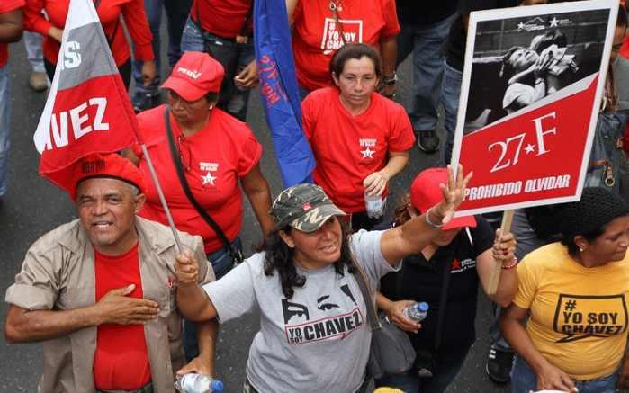"""Ich bin Chávez"""