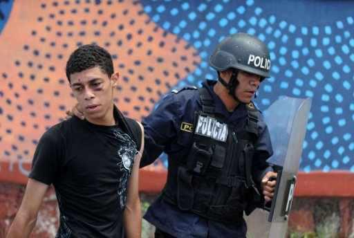 Festnahme eines Studierenden am Dienstag