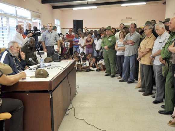 Fidel Castro III