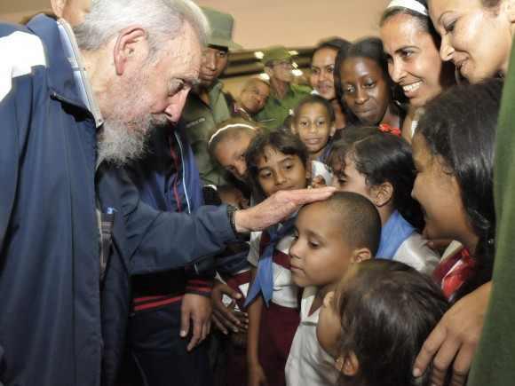 Fidel Castro VII