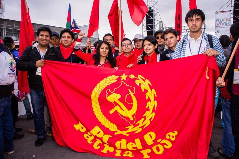 Die Kommunistische Partei Perus – Rotes Vaterland
