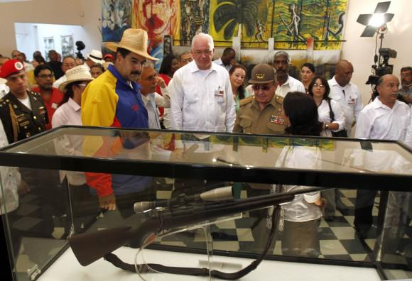 Historische Waffenkunde im Museum