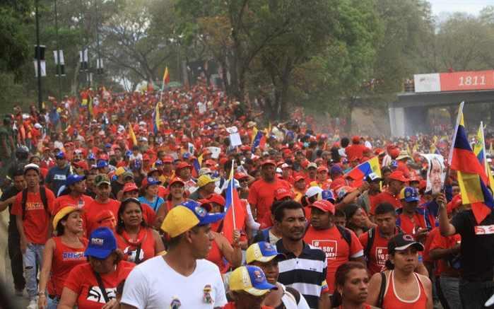 Hunderttausende beteiligten sich an dem Trauerzug