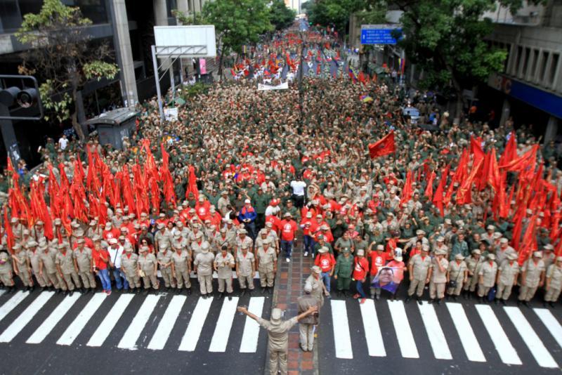 Block der Bolivarischen Miliz