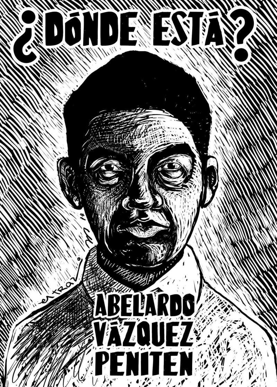 Ich, Trazo Méndez, will wissen, wo Abelardo Vázquez Peniten ist
