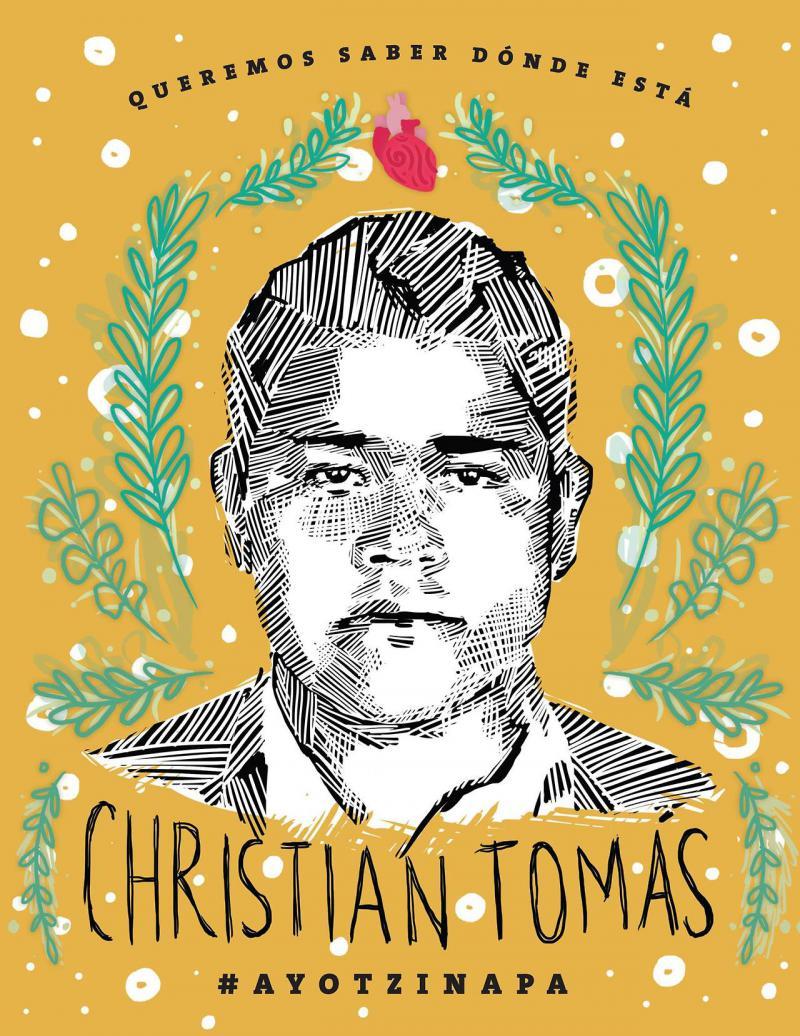Wir aus Pitahaya wollen wissen, wo Christian Tomás ist