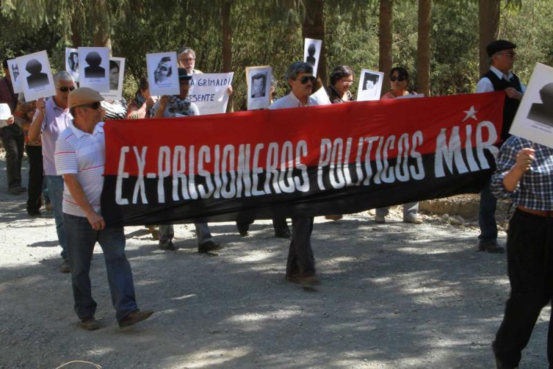 Ehemalige Gefangene aus der Bewegung der revolutionären Linken (MIR)