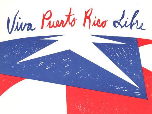 """""""Es lebe das freie Puerto Rico"""""""