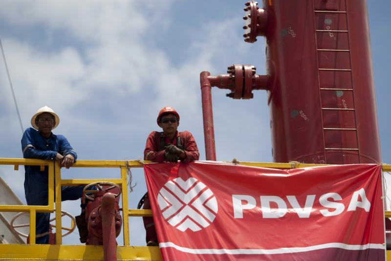 Venezuelas Binnenwirtschaft ist vom Erdöl abhängig
