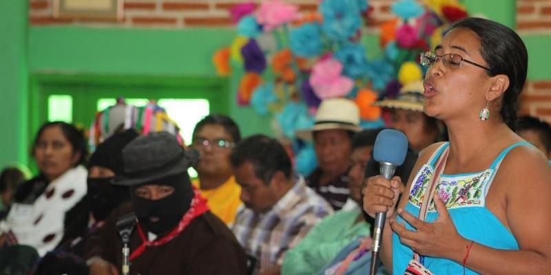 Rege Debatte über die Idee einer indigenen Präsidentschaftskandidatin
