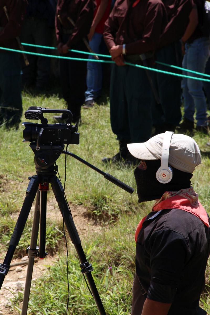 Das gesamte Event wurde auch gefilmt