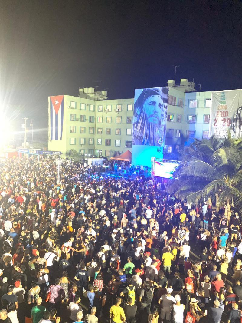 Am Rande der Konferenz fand ein vielfältiges Kulturprogramm in Havanna statt