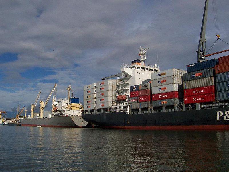 Wie hier in Buenaventura könnten Containerschiffe bald in Tribugá zum Alltag gehören