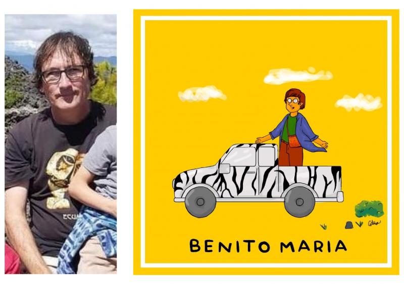 """Der Mord am beliebten Aktivisten """"Benito"""" Amadee Maria sorgt für Empörung und Mitgefühl"""
