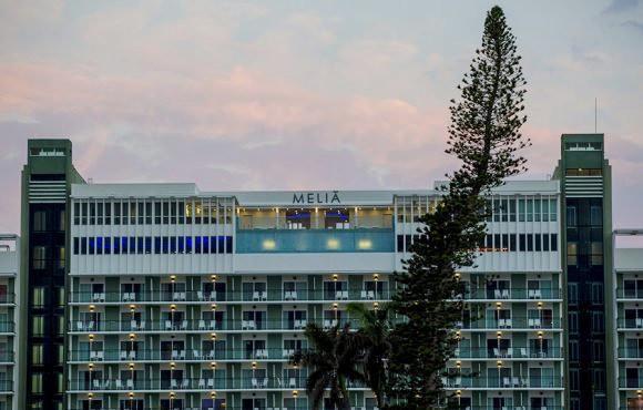 Soll für ihre Präsenz in Kuba abgestraft werden: Die spanische Kette Meliá Hotels International