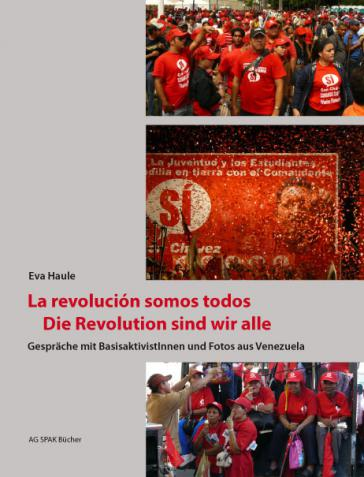 Buch: Die Revolution sind wir alle