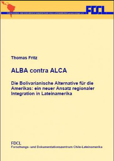Buch: ALBA contra ALCA