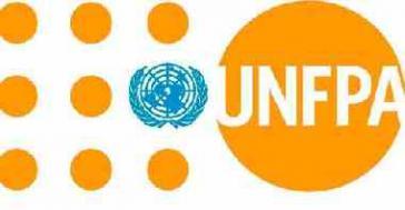 Logo des Bevölkerungsfonds der Vereinten Nationen (UNFPA)