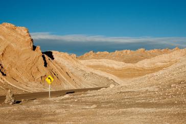 Atacama-Wüste bei San Pedro de Atacama