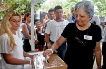 Abstimmung in Curaçao