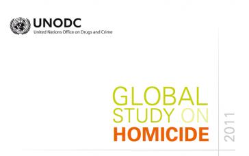 Titelblatt der UNDOC-Studie zu Morden weltweit