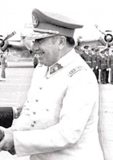 Verantwortlich für den Tod Tausender: Diktator Augusto Pinochet