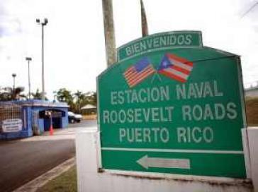 Militärstützpunkt der USA in Puerto Rico