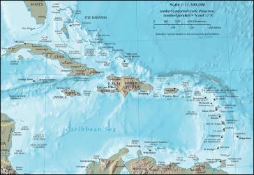 Unabhängige Inselstaaten in der Karibik