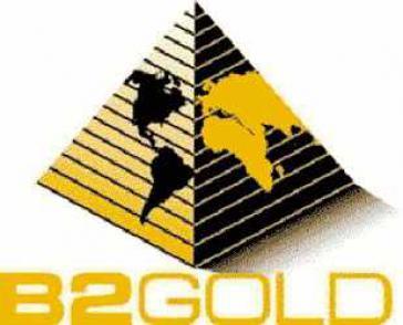 Logo des kanadischen Bergbauunternehmens B2 Gold