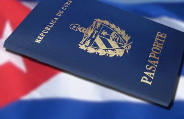 Kubanischer Pass - seit Mitte Januar leichter erhältlich