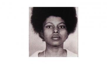 Assata Shakur Anfang der 1970er Jahre