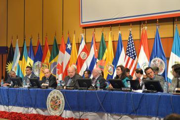OAS-Generalversammlung in Asunción