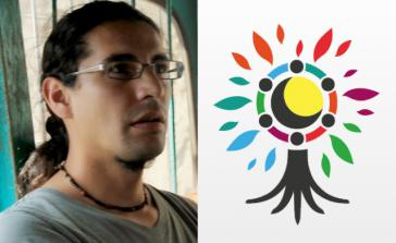 Carlos Pedraza, Aktivist im Rat der Völker, wurde ermordet