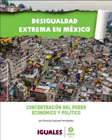 Titelbild der Oxfam-Studie