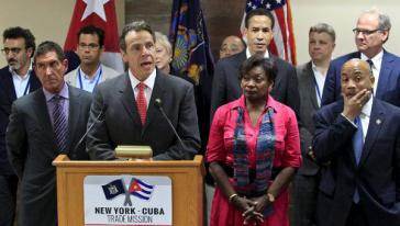 Andrew Cuomo, Gouverneur von New York