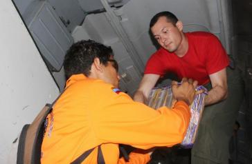 Hilfe aus den Alba-Staaten ist umgehend angelaufen