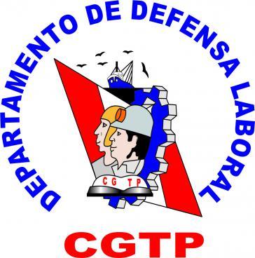 """Logo der """"Confederación General de Trabajadores del Perú"""" (CGTP)"""