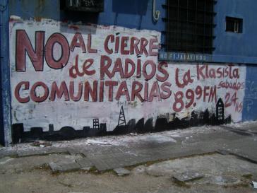 Freie Radios in Costa Rica von Schließung bedroht