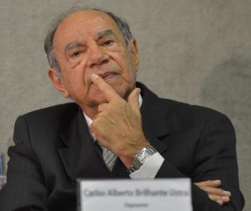 Carlos Alberto Brilhante Ustra: Der Folterer ist ein Folterer ist ein Folterer ...