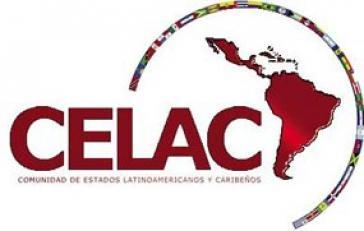 Logo des Bündnisses Celac