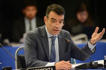 Für einen Dialog zum Thema Todesstrafe in Guatemala: James Cavallaro von der CIDH