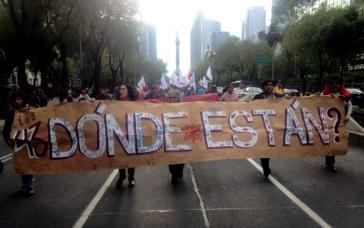 Papst Franziskus soll sich bei seinem Besuch in Mexiko zu den tausenden Verschwundenen äußern