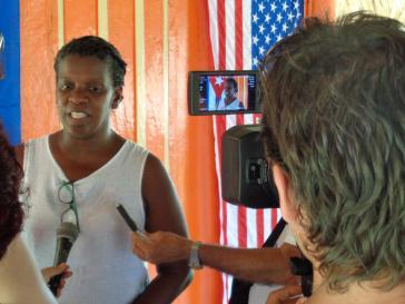 Gail Walker Interview