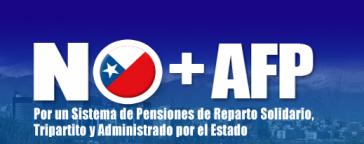 Logo der Kampagne für ein solidarisches, staatliches Rentensystem in Chile